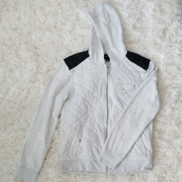 INC International Concepts Other - Heather White Hoodie